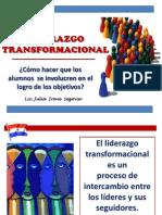 LIDERAZGO TRANSFORMACIONAL
