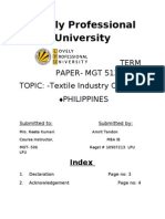Term Paper Wto Final