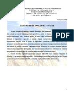 Agricultura Romaniei Noiembrie 2010 Maap