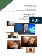 Abordagem ética DFTV UnB