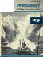 All Hands Naval Bulletin - Jan 1943