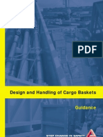 15_Design and Handling of Cargo Baskets