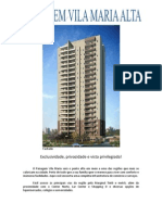 Paisagem Vila Maria Alta - 71m²