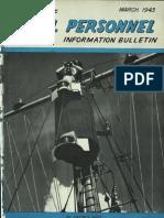 All Hands Naval Bulletin - Mar 1943