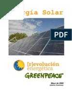 Energ a Solar Revoluci n Ene