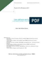 Projet de Fin 'Études - MAster en Architecture-  Daniel Santisteban