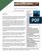 omunicador y Ética de la Deontología a la Defensoría del Lector y de ahí al Profesional Reflexivo y Autónomo por Luz Graciela Castllo Rocha