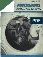 All Hands Naval Bulletin - May 1943