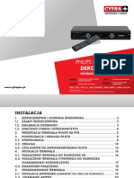 c+ Philips Dsr7201hdprv