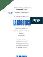Monografía - Robótica