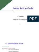 Present Orale
