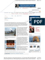 Mississippi River Flood Swamps Markets, by Tom Nicholson, Engineering News-Record, 2011
