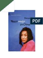 Xue Xinran - Nacer Mujer en China