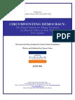 CU_CircumventingDemocracyReport_June2011