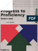 Progress to Proficiency