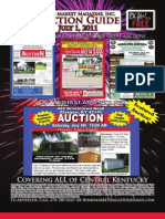 Auction Guide July 1 2011