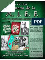 Historia de la A.J.E.F. y otras organizaciones Paramasónicas Juveniles