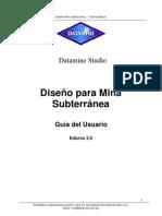 DATAMINE  Mina Subterranea