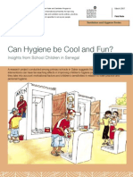 6. Can Hygiene Be Cool and Fun - Senegal 2007
