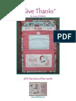 Give Thanks PDF