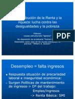 DIAPOSITIVAS  2ª Redistribución de la Renta y la riqueza