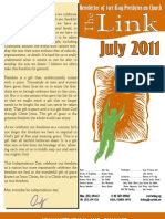 July 2011 LINK Newsletter