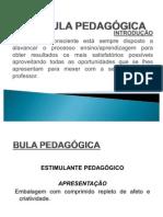 BULA PEDAGÓGICA