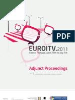 EUROITV2011 Adjunct Proceedings
