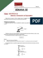 TEMA estática II FII SEMANA 02