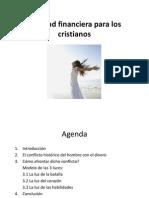 Libertad Financier A Para Los Cristianos