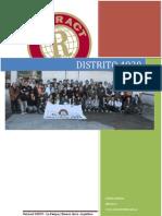 Boletín distrital periodo 2010-2011