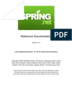 Spring Net Reference