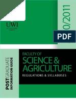 ScienceAgriPostgrad