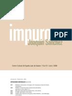 Impuro - Joaquín Sánchez - PortalGuarani
