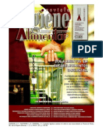 Revista Higiene Alimentar - Condições higiênico-sanitárias do caldo de cana