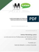 Online Marketing Latam presentacion UBA