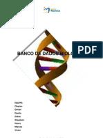 Banco de Dados biológico