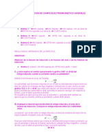 Carga Especifica Del Electron y Lineas de Fuerza y Equipotenciles