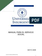 Manual Para El Servicio Social