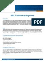 SRX Troubleshooting