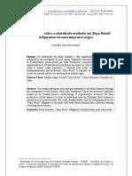 Apontamentos sobre a identidade mediada em Raça Brasil