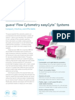 guava® Flow Cytometry easyCyte™ Systems