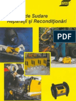 Manual de Sudare Reparatii Si Reconditionari
