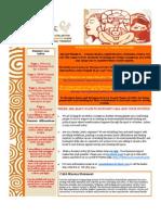 Casa Atabex Ache SOULSTICE 2011 Newsletter July