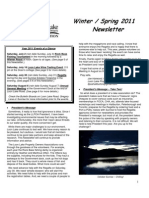 LLPOA Spring 11 Newsletter