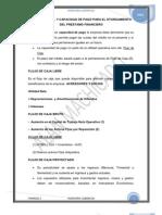 Flujo de Caja y Capacidad de Pago Financiero Del Prestamo