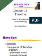 13 Emotion