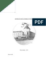 Relatório - primeira Escola Normal do Brasil - 2011-1