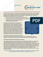 The Transitional Jobs Reentry Demonstration