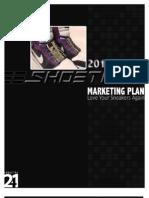 Shoeture Marketing Plan
